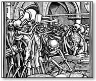 Illustrations from Holbein's Dance of Death