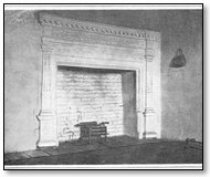 FIREPLACE AT BRADDOCKS